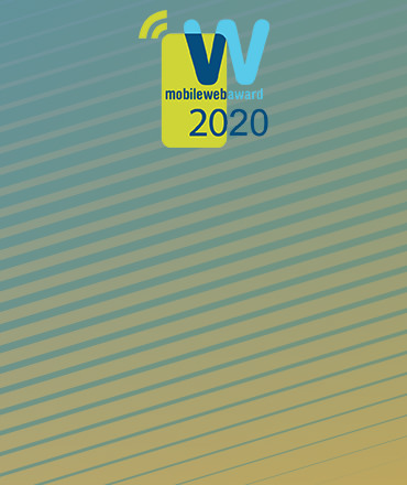 MobileWebAward 2020 logo